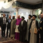 CBS Covering SABA Center's Interfaith Event