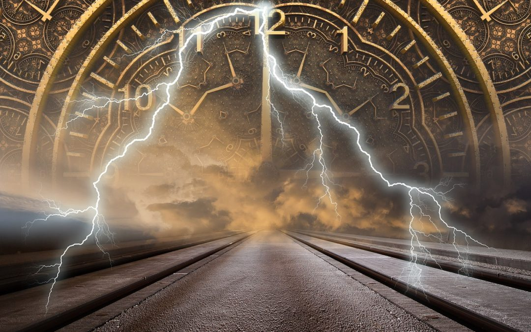 """How To """"Time-Travel"""" And Change Your Marriage's Past"""